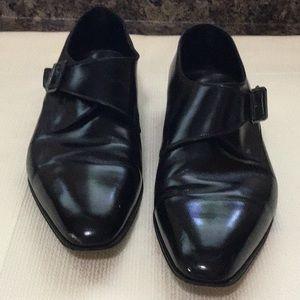 Other - J M Weston slip on dress shoe